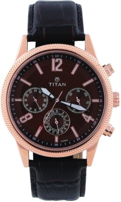 Titan 1734WAA Neo Analog Watch For Men