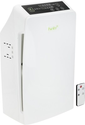 Purify+ A100-01 Portable Room Air Purifier(White) at flipkart