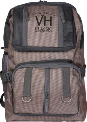 Via Harp tokyo 12 L Laptop Backpack Beige