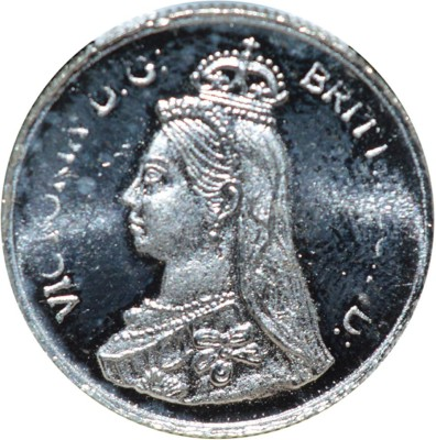 Kataria Jewellers Victoria Queen S 999 5 g Silver Coin Kataria Jewellers Coins   Bars