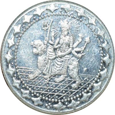 Kataria Jewellers Sherawali Maa S 999 5 g Silver Coin