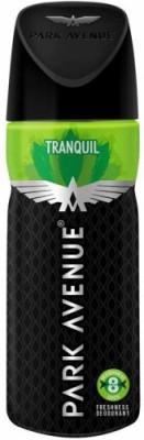 Park Avenue Tranquil Deodorant Pack of 1 Deodorant Spray  -  For Men(130 ml)