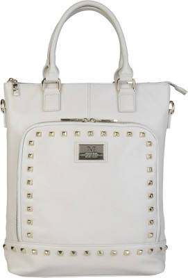 23f176736 70% OFF on Versace 19.69 Italia Hobo(White, Imported) on Flipkart |  PaisaWapas.com