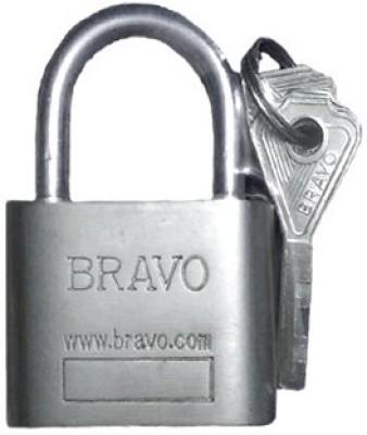 PTCMart Bravo 50mm lock Lock(Silver)
