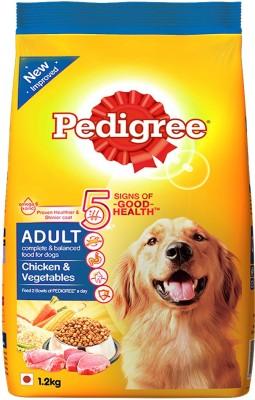 Pedigree Adult Chicken, Vegetable Dry Dog Food