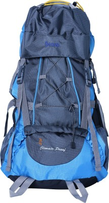 Stoss 55 Liter Blue Rucksack  - 55 L(Blue) at flipkart