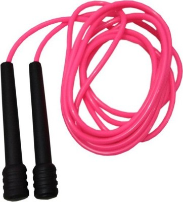 Parbat Speed jump-rope Freestyle Skipping Rope(Pink, Pack of 1)  available at flipkart for Rs.109