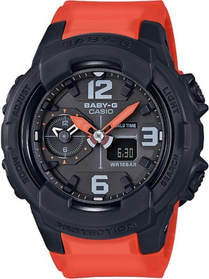 CASIO Baby-G Women Black Dial Digital Watch BGD-560SK-1DR – BX161