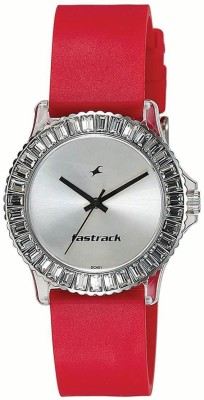 Fastrack NJ9827PP08C  Analog Watch For Women
