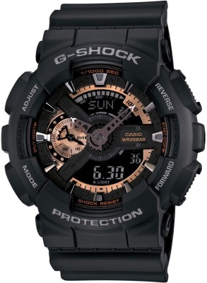 Casio G397 G-Shock Analog-Digital Watch For Men