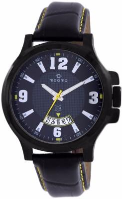 Maxima 45411LMGB  Analog Watch For Men