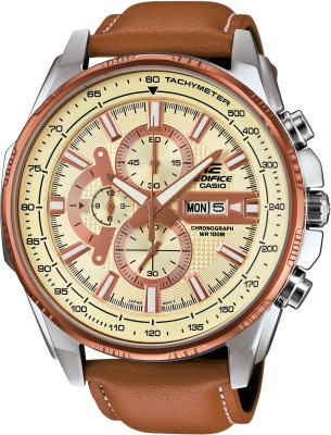 Casio EX257 Edifice Analog Watch For Men