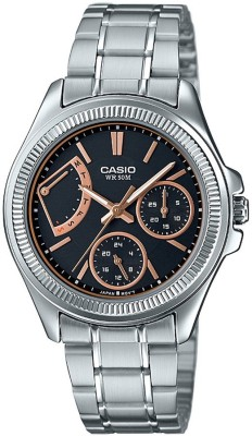 Image of Casio A1036 Enticer Ladies Watch - For Women