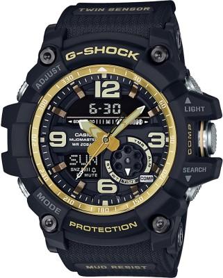 Casio G683  Analog-Digital Watch For Unisex