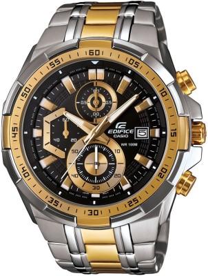 Casio EX188 Edifice ( EFR-539SG-1AVUDF ) Analog Watch - For Men