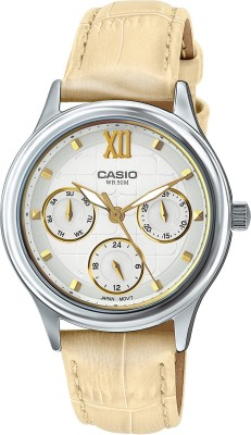 Image of Casio A1001 Enticer Ladies Watch - For Women