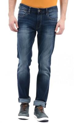 Ridge Vogue Slim Men Black Jeans