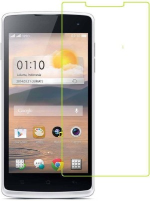 S-Fancy Tempered Glass Guard for Oppo Yoyo R2001(Pack of 1)
