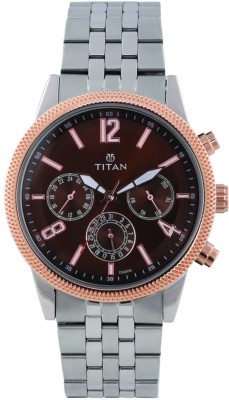 Titan 1734KM03 Neo Analog Watch For Men