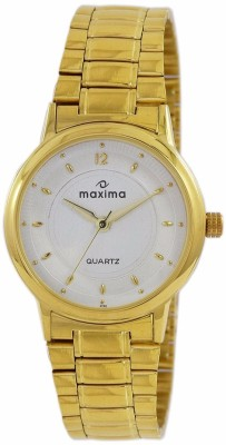 Maxima 48521CMGY  Analog Watch For Men