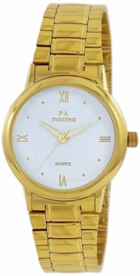 Maxima 48520CMGY  Analog Watch For Men