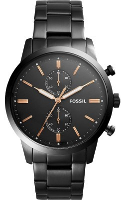 Fossil FS5379  Analog Watch For Men
