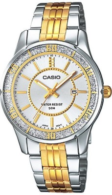 Casio Enticer A898 Analog Watch (A898)