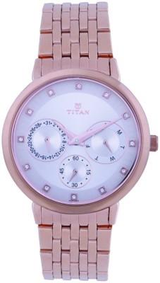 Titan 2569WM02 Neo Analog Watch For Women