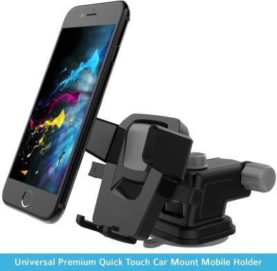 TRIMANAV Car Mobile Holder for Dashboard, Windshield(Multicolor)