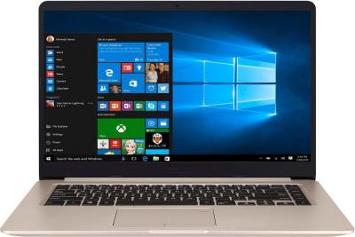 Asus Vivobook S15 Core i7 8th Gen - (8 GB 1 TB HDD Windows 10 2 GB Graphics) S510UN-BQ151T Laptop(15.6 inch Gold 1.7 kg)