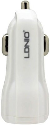 LONIO C331 USB CAR CHARGER Dock(White)