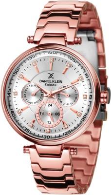 Daniel Klein DK11253-4  Analog Watch For Women