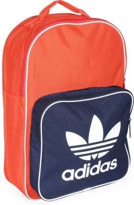 6b127f36712d 64% OFF on ADIDAS ORIGINALS BP CLAS TREFOIL 25 L Backpack(Orange) on  Flipkart