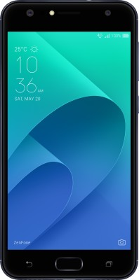 Asus Zenfone 4 Selfie (Asus ZD553KL-5G037IN) 64GB Black Mobile