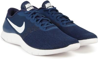 Nike FLEX CONTACT Running Shoes For Men(Blue) 1