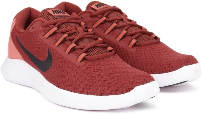 Nike LUNARSTELOS Running Shoes For Men(Maroon) 1