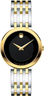 Movado 607053  Analog Watch For Women