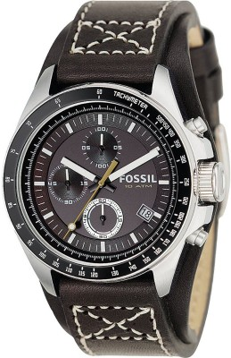 Fossil CH2599I  Analog Watch For Men
