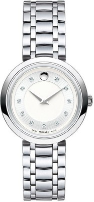 Movado 607097  Analog Watch For Women