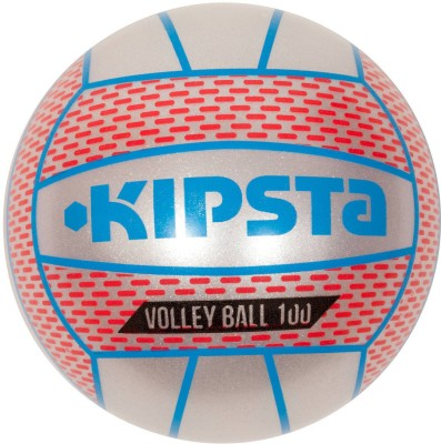 KIPSTA  by Decathlon BV100 Mini volleyball -   Size: 3(Pack of 1, Grey)  available at flipkart for Rs.99