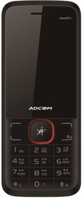 Adcom Aqua 201+(Black & Red)