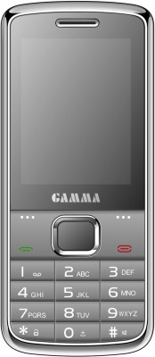 Gamma K-8(Grey & Black)