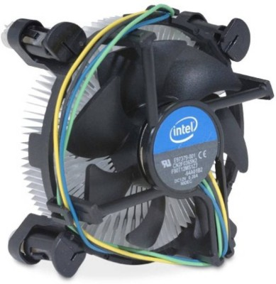 Intel fan775 Cooler(black and white)