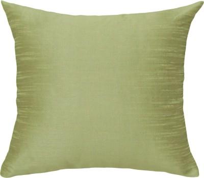 Vatsara Plain Cushions Cover(36 cm*36 cm, Green)  available at flipkart for Rs.86