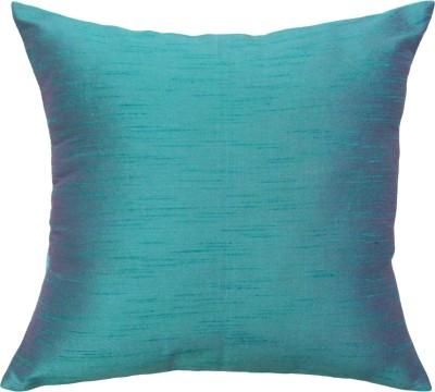 Vatsara Plain Cushions Cover(36 cm*36 cm, Blue)  available at flipkart for Rs.86