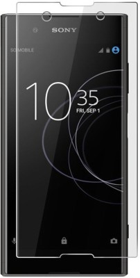 S-Softline Tempered Glass Guard for Sony Xperia XA1 Plus(Pack of 1)