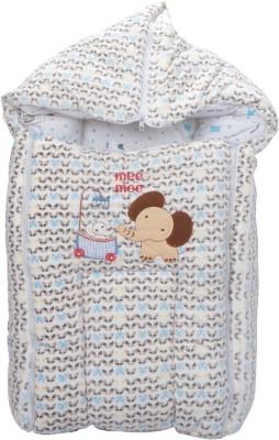 MeeMee Baby Cozy Carry Nest Bag (Baby Sleeping Bag) (Blue) Sleeping Bag(Blue)