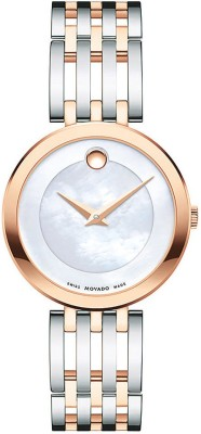 Movado 607114  Analog Watch For Women