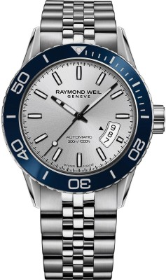 Raymond Weil 2760-ST4-65001  Analog Watch For Men