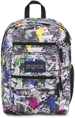 JanSport Big Student Cash Money 34 L Backpack(Multicolor)